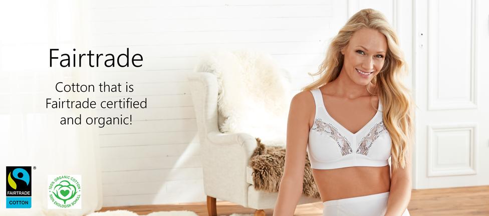 Fairtrade & organic cotton - Swegmark of Sweden